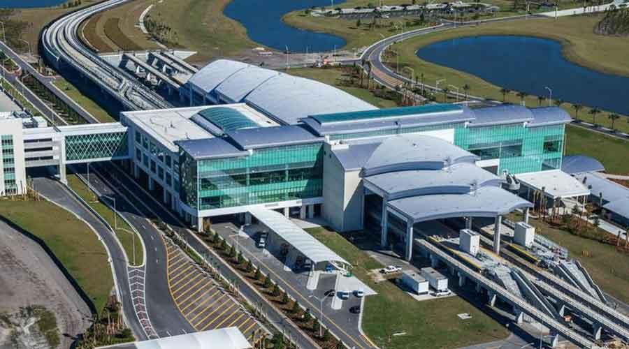 Rail News - Virgin Trains breaks ground on Orlando passenger
