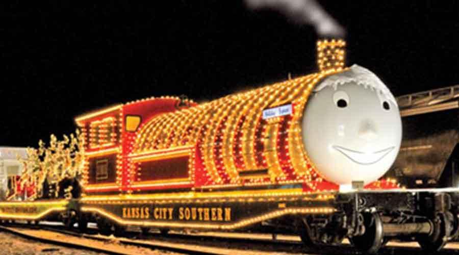 Kcs Christmas Train 2020 Rail News   KCS Holiday Express train won't run in 2020. For