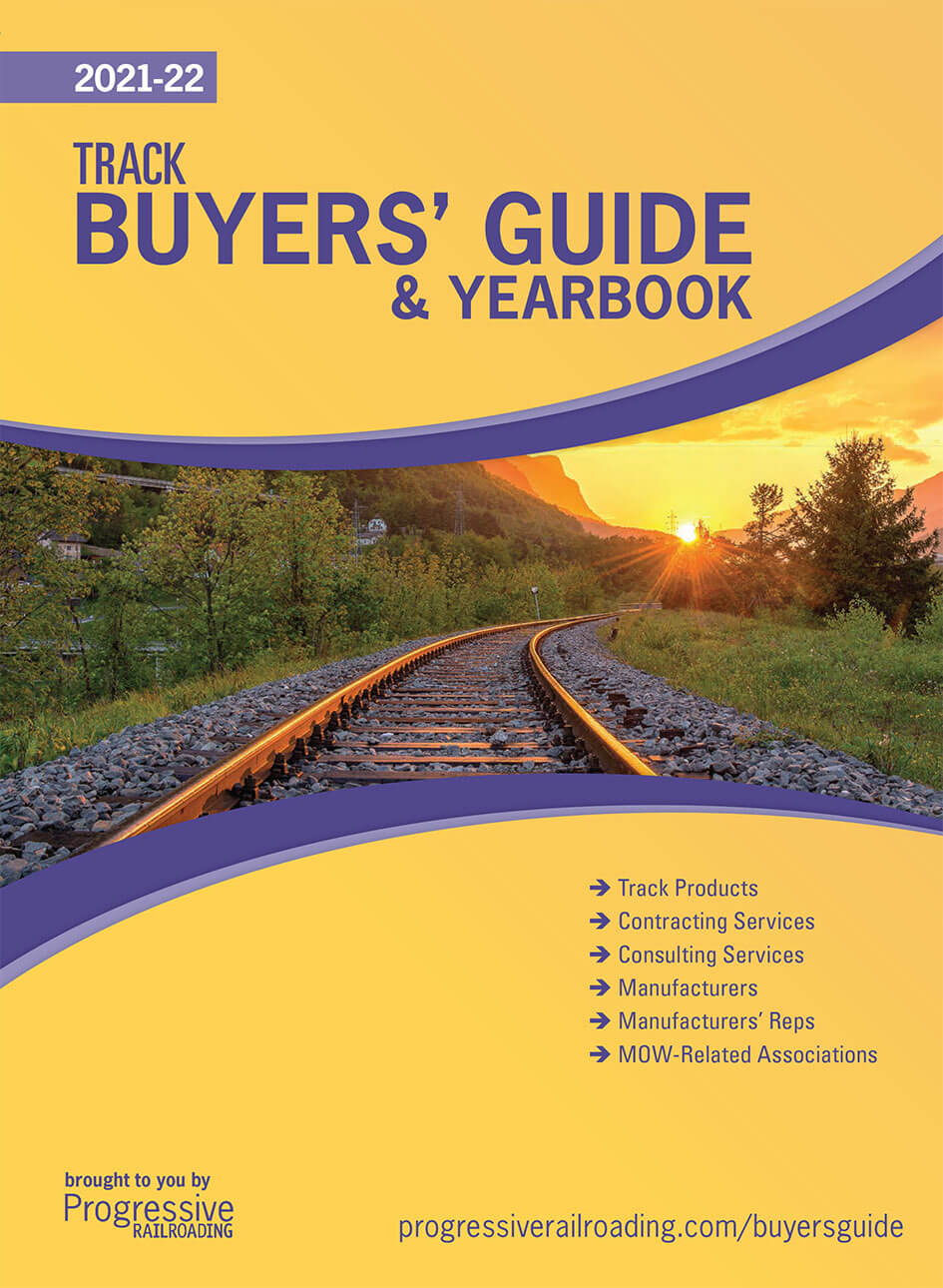 Track Yearbook and Buyers' Guide